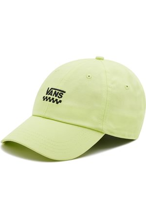 Vans Casquette - Court Side Hat VN0A31T6TCY1001 Sunny Lime
