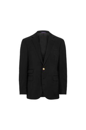 Ralph Lauren Veste de costume Gregory sergé de laine
