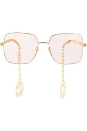 Gucci Femme Lunettes de soleil - Lunettes de soleil carrées