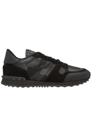 VALENTINO Garavani - Sneakers Rockrunner camouflage