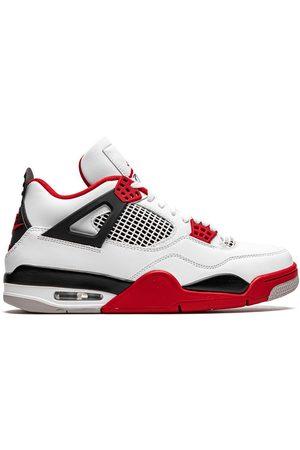 Jordan Baskets Air 4 Retro Fire Red 2020