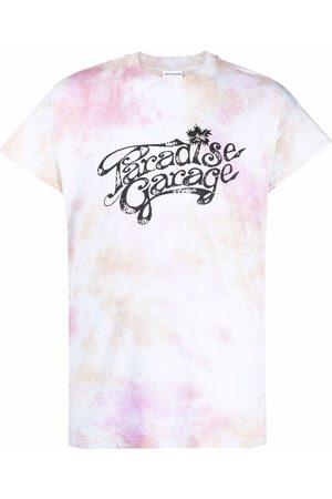 Honey Fucking Dijon Homme Débardeurs - T-shirt Paradise Garage à imprimé tie dye