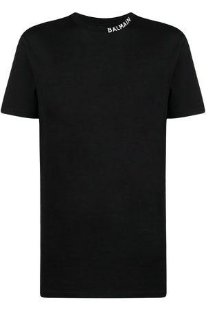 Balmain Homme Débardeurs - T-shirt à logo imprimé