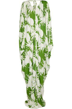 Oscar de la Renta Femme Robes imprimées - Robe longue imprimée