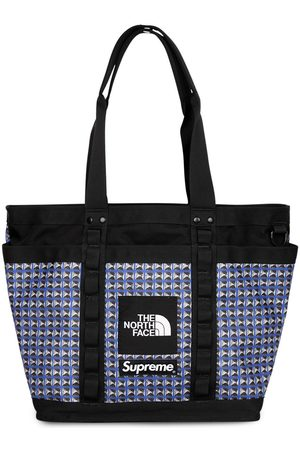 Supreme Cabas - X The North Face studded Explore Utility tote bag