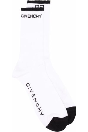 Givenchy Homme Chaussettes & Bas - Logo-printed socks