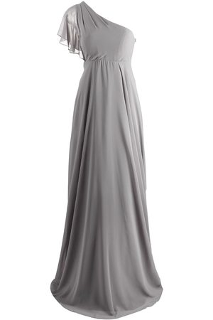 Marchesa Notte Femme Robes asymétriques - Robe Cremona à design asymétrique