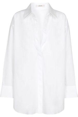 Dorothee Schumacher Femme Chemisiers - Set chemise et brassière Poplin Power en coton