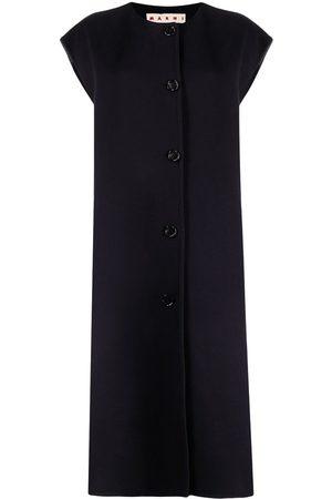 Marni Femme Vestes & Gilets sans manches - Manteau à design sans manches