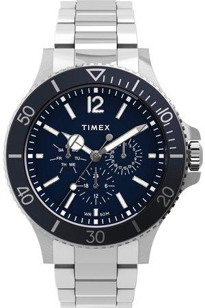 Timex Montre - Harborside TW2U13200 Silver/Navy