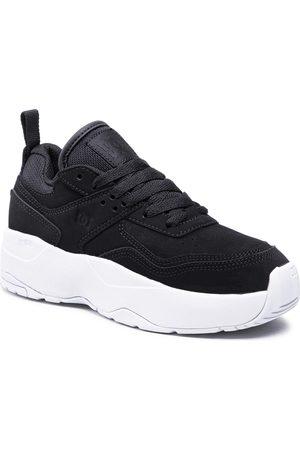 DC Femme Baskets - Sneakers - E.Tribeka Platform ADJS700078 Black(BLK)