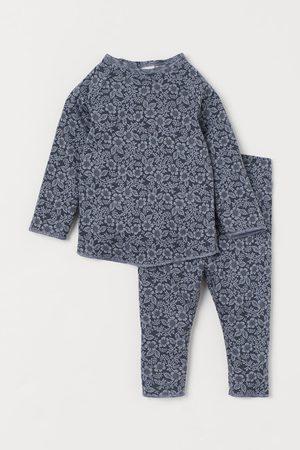 H&M Manches longues - T-shirt et pantalon