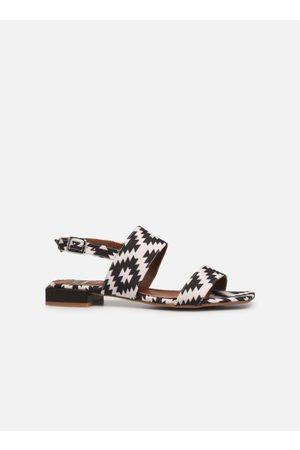 Sarenza Rustic Beach Sandales à Talons #6 par