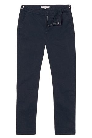 Orlebar Brown Homme Chinos - Pantalon chino Campbell Pebble à coupe slim