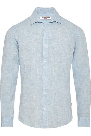 Orlebar Brown Homme Casual - Chemise Giles Linen Cls