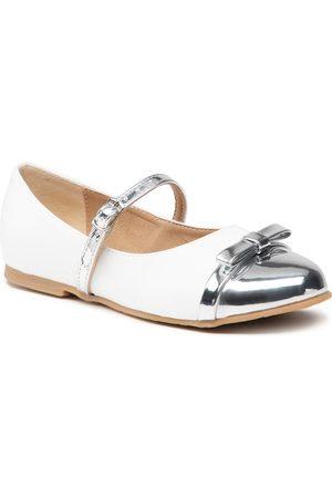 Zarro Chaussures basses - 40/03 Biały/Srebrny Lico