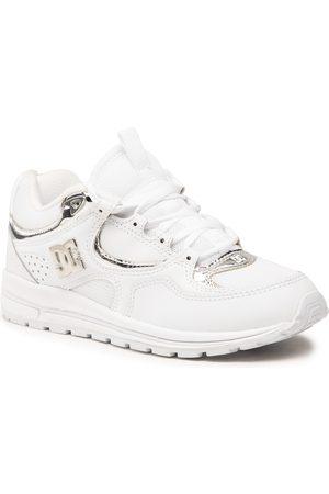DC Femme Baskets - Sneakers - Kalis Lite ADJS100081 White/Silver (WS4)