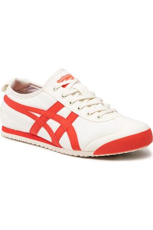 Onitsuka Tiger Sneakers - Mexico 66 1183B497 Cream/Fiery Red 101