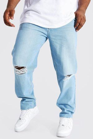 Boohoo Homme Coupe droite - Grande taille