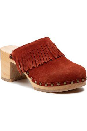 Berkemann Mules / sandales de bain - Cloe 00268 Rot 446