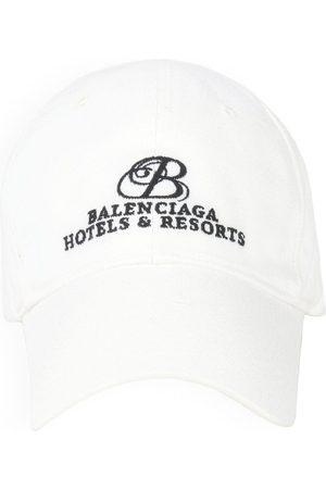Balenciaga Casquette Resorts à logo brodé