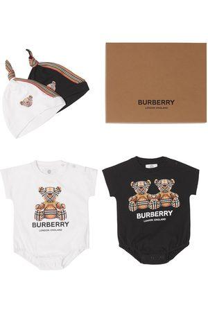 Burberry Trousseau de naissance à imprimé Thomas Bear