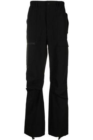 McQ Pantalon cargo à patch logo