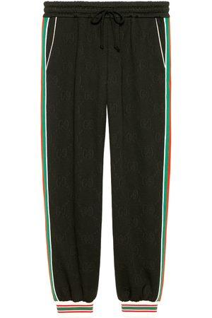 Gucci Homme Joggings - Pantalon de jogging en jersey jacquard GG