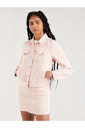 Levi's Femme Vestes - Original Trucker Jacket / Tender Pink