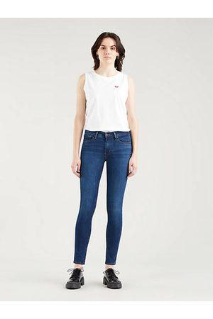 Levi's 711™ Skinny Jeans Indigo foncé / Bogota Shake