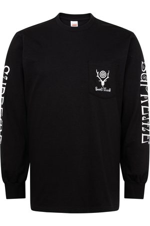 Supreme X South2 West8 long-sleeve T-shirt