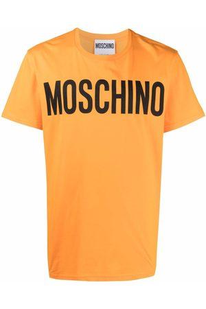 Moschino T-shirt à logo imprimé
