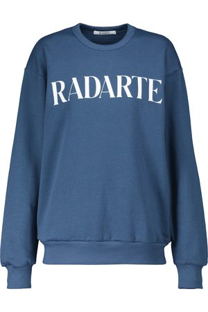 RODARTE Femme Sweatshirts - Sweat-shirt en coton à logo