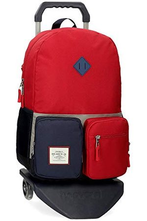 Pepe Jeans Sac à Dos Adaptable avec Chariot Dany