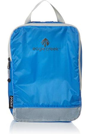 Eagle Creek Ultra-Light Packing Solution Pack-It Specter Clean Dirty Half Cube Organizer for Suitcases Organiseur de Bagage, 26 cm, 5 liters, (Brilliant Blue)