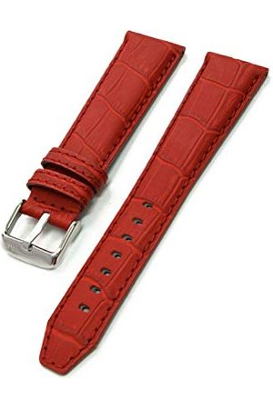 Morellato Montres - Bracelet de Montre Unisex, Collection Sport, Mod. Soccer, en Cuir de Veau véritablefaçon AlligatorA01X4497B44