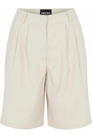 Pieces Femme Shorts - Pantalon à pince
