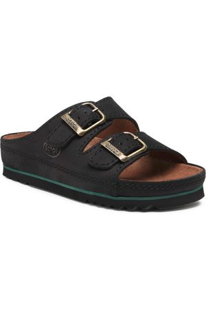 Scholl Mules / sandales de bain - F21531 Air Bag Med 1004 Black