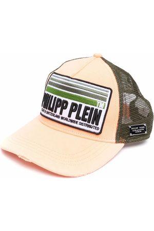Philipp Plein Homme Chapeaux - Casquette à patch logo