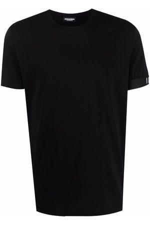 Dsquared2 ICON cuff T-shirt