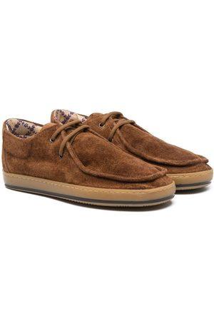 PèPè Chaussures lacées en daim