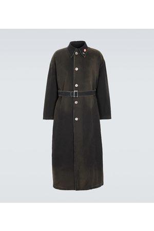 RAF SIMONS Trench-coat en coton
