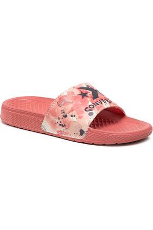 Converse Mules / sandales de bain - All Star Slide Slip 570803C Terracotta Pink/Egret