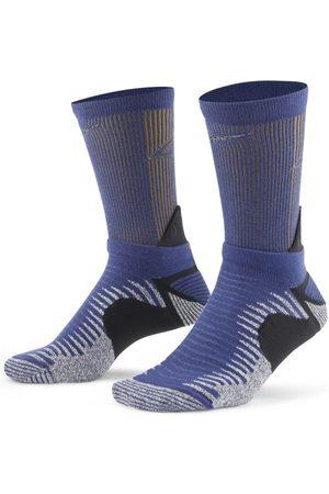 Nike Chaussettes de trail mi-mollet - Pourpre