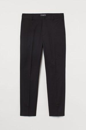 H&M Pantalon Slim Fit Cropped