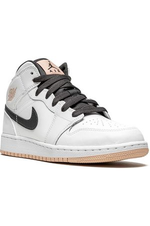 Jordan Kids Baskets mi-montantes Air Jordan 1 GS