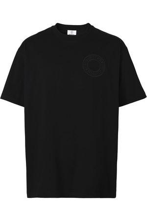Burberry T-shirt à logo embossé