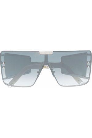 Balmain Eyewear Lunettes de soleil à monture oversize