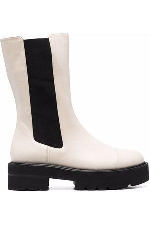 Stuart Weitzman Presley Ultralift 50mm platform boots
