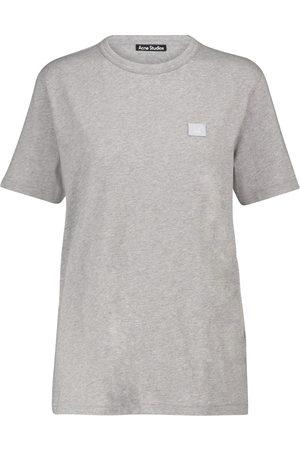 Acne Studios T-shirt Face en coton
